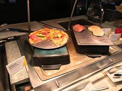 Pizza for breakfast?