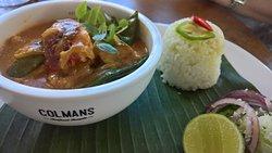 Colmans Seafood Temple