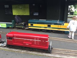 Kapiti Miniature Railway