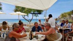 playa de es trenc restaurant