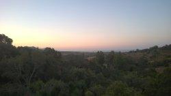 Ristorante dell'Azienda Agrituristica Punta Lizzu