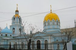 Madonna Nativity Cathedral