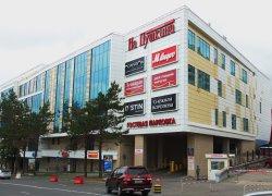 Shopping Center Na Pushkina
