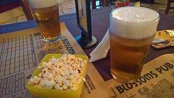 Birra e Popcorn