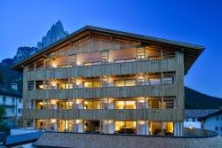 Alpine Basecamp nel centro storico di Siusi allo Sciliar / Dolomiti