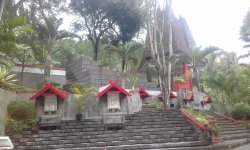 The Cave of Holy Mary Sendangsono