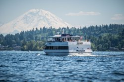Argosy Cruises - Lake Washington