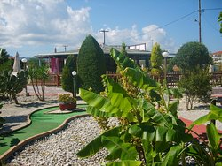 Kalamaki's Crazy golf