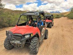 Desert Monsters Tours