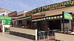 Highland Paddy