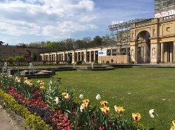 Orangerie im Park Sanssouci