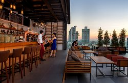 Brewski Craft Beer Rooftop Bar