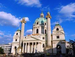 Vivaldi 4 Jahreszeiten Karlskirche