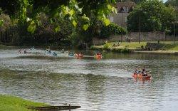 Descente en canoê en Seine et Marne
