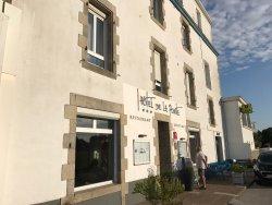 Hotel de la Pointe de Mousterlin Restaurant