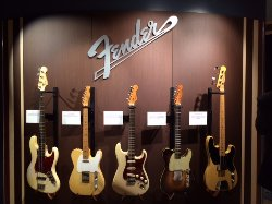 : Gallery of Iconic Guitars