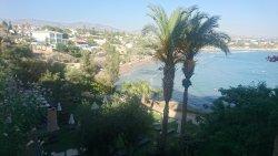 Calm, relaxing Thalassa, Coral bay