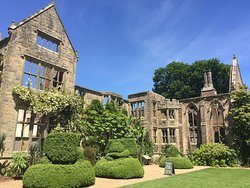 Nymans Gardens and House