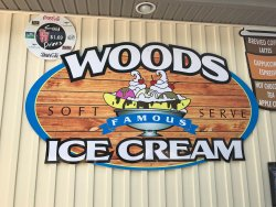 Wood's Ice Cream