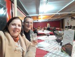 Jantar com o maridão