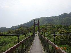 Yang Ming Shan Leng Shui Keng Suspension Bridge