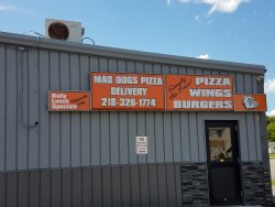 Mad Dogs Pizza and Hamburgers