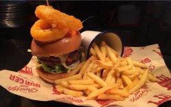Shrimp and Burger