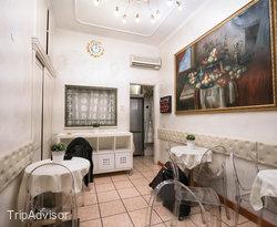 Breakfast Room at the Residenza Zanardelli