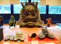 Japanese Oni Exchange Museum