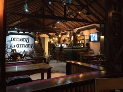 Omang Omang Inside night