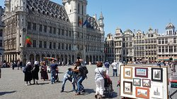 Brussels Photo Tour
