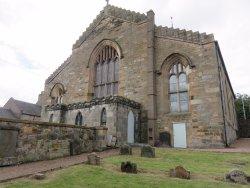 St Peter's Parish Church.