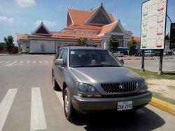 taxi driver to phnom kulen mountain