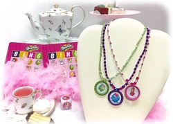 Shopkins Necklace And Tea Party