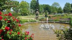 Europas Rosengarten