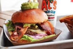 Al's Beach Club and Burger Bar