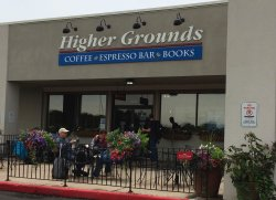 Higher Grounds Café