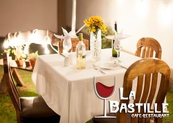 Cafe Restaurant Bastille