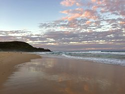 Relaxing weekend away - Sunshine Beach lives up to its name