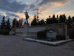 Μνημείο του Λεωνίδα