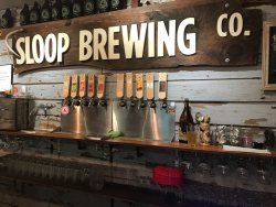 Sloop Brewing @ the Barn