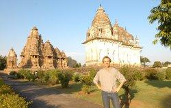 India Khajuraho Vishvanatha Tempel (261693644)