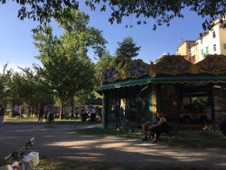 Parco 11 Settembre 2001