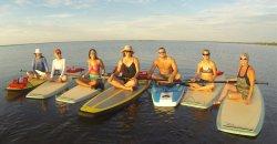 30A Paddleboard Yoga