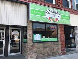 Marina's Lil Cafe