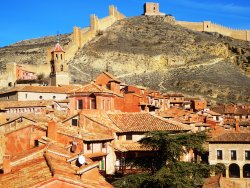 Murallas de Albarracin