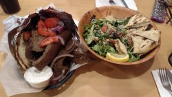 Rodos Greek Cafe