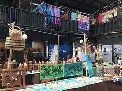 Vanuatu Handicraft Markets