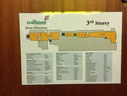 3 floor map