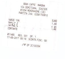 Gran Caffe' Marona